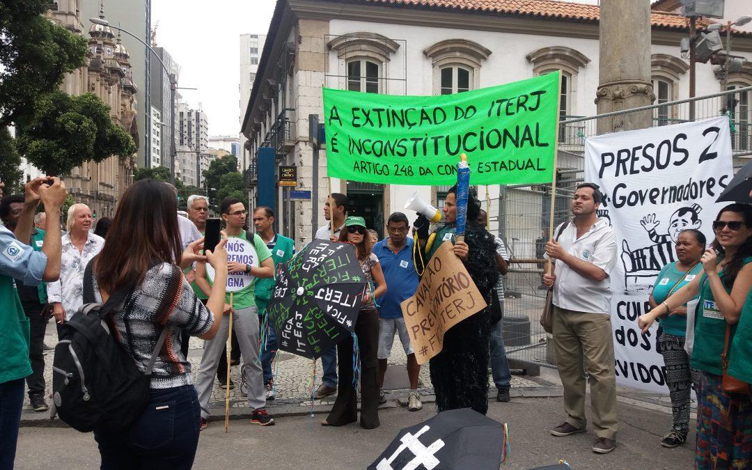 Falência do Rio –  O mais pobre paga a conta
